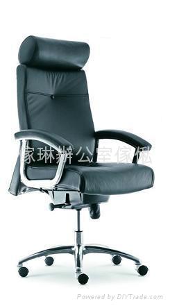 高背大班椅連頭枕 3