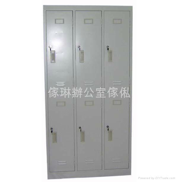 六門儲物衣櫃 1