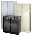 膠捲門鋼櫃 3