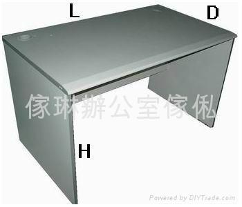 木檯+活動三斗木櫃 3