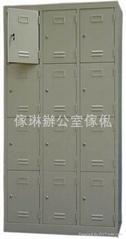 十二門儲物鋼櫃
