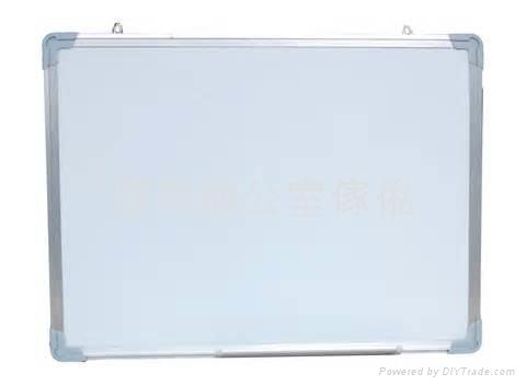 鋁邊白磁板 1