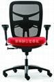 职员网椅连扶手