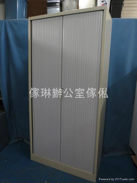 膠捲門鋼櫃 4