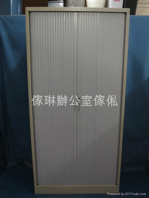 膠捲門鋼櫃 5