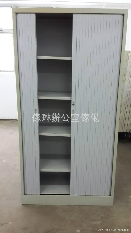 膠捲門鋼櫃 6