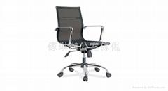 中背职员网椅 ( YS-1602 )