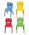 優質膠椅 1