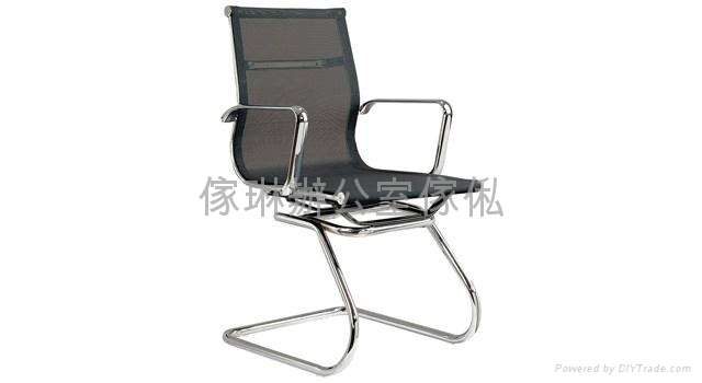 弓字型會客椅 1