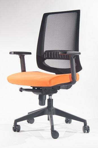時款中班網椅 ( 6615B ) 1