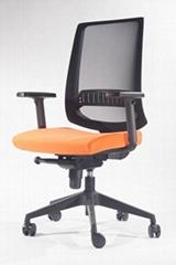 时款中班网椅 ( 6615B )