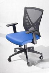時款中班網椅 ( ES-03 )