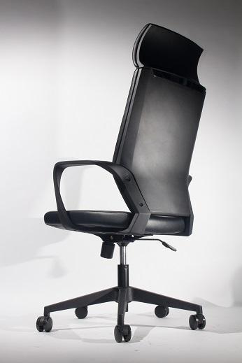 高背大班皮椅 ( B-008A ) 3