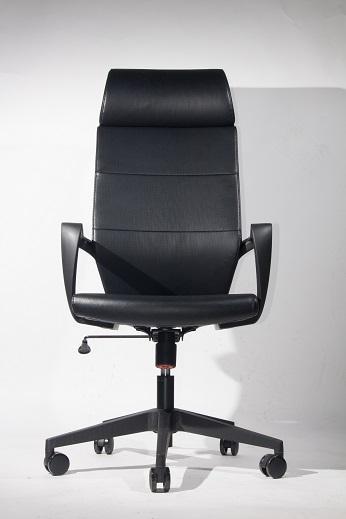 高背大班皮椅 ( B-008A ) 4