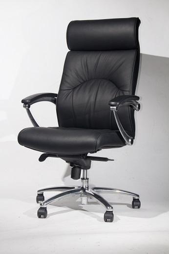 高背大班皮椅 ( C-011A )