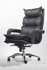 高背大班皮椅 ( CH-102A )