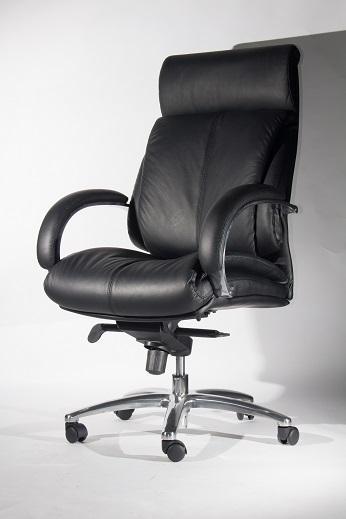 高背大班皮椅 ( 156A ) 1