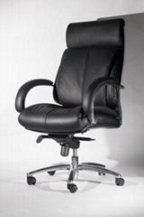 高背大班皮椅 ( 156A )