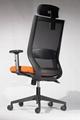 高背大班網椅 ( 718A ) 2