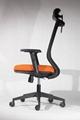 高背大班網椅 ( 718A )