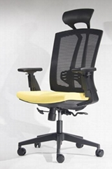 高背大班網椅 ( CH-163A )