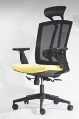 高背大班网椅 ( CH-163A )