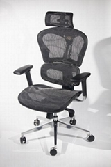 高背大班网椅 ( YS-0810 )