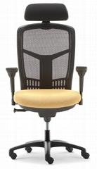 三功能网椅