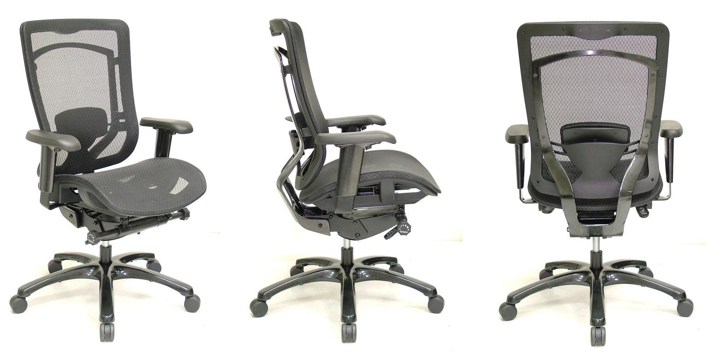 多功能高背大班網椅 2