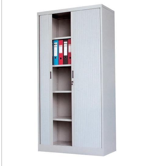 膠捲門鋼櫃 1