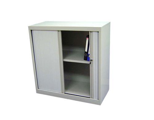 膠捲門鋼櫃 2
