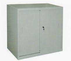 座地趟門文件鋼櫃 1