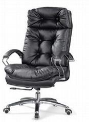 高背大班皮椅 ( A-029 )