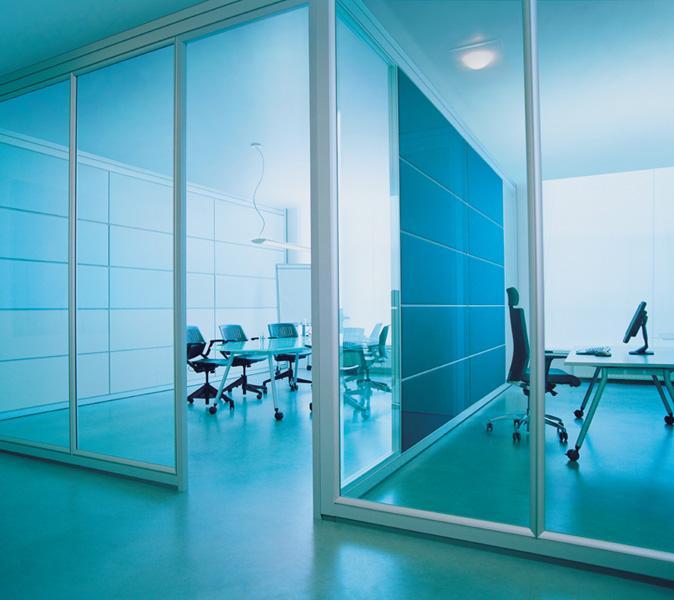 玻璃間房 4