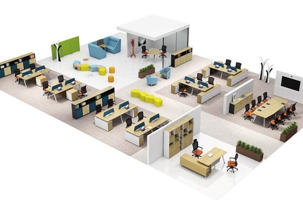 辦公室工程系列 2