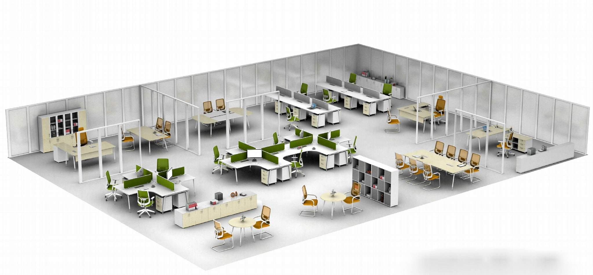 辦公室工程系列 3
