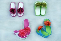 2013 new summer casual lady slippers