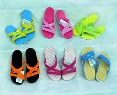 PVC EVA ladies slipper outdoor spring summer