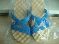 Fashion designs flat lady slipper