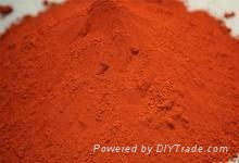 Iron Oxide red black yellow green 1