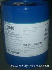 道康宁6040用途,水性玻璃漆附着力促进剂 1