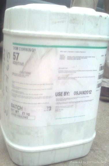 防橘皮抗缩孔流平剂DC57进口 聚醚改性有机硅 1