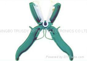Sterile umbilical cord cut folder browser