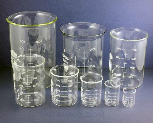 Laboratory Glass Beaker 1