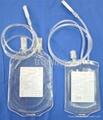 Single CPDA1 Blood Bag