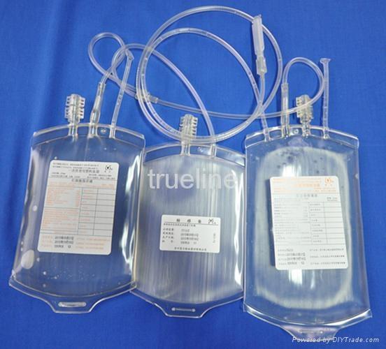 Triple Blood Bag (CPDA) 2