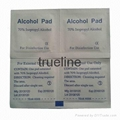 Sterile Alcohol Pad of Disposable Medical