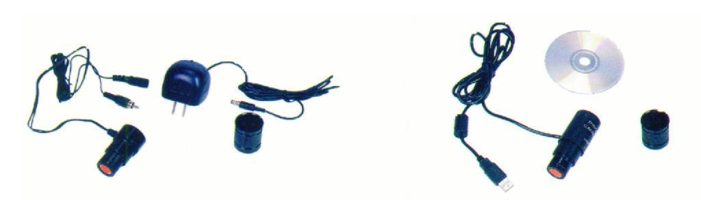 microscope camera DCE-1&VCE-1