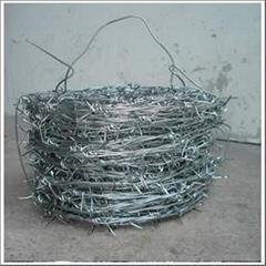 冷镀锌刺绳