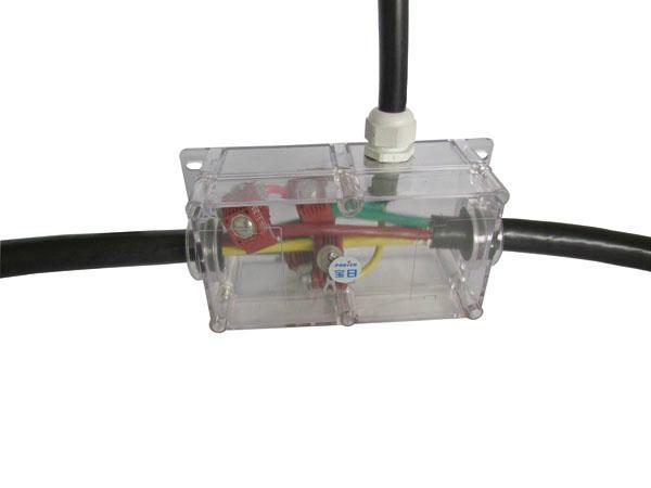 隧道专用分支防水接线盒(不截断主电缆)